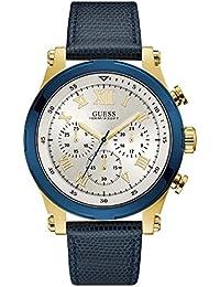 Amazon.es  Reloj Guess Dorado - Hombre  Relojes 7e101791acfb