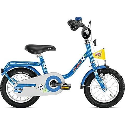 Puky Z 2 Alu Kinder Fahrrad blau