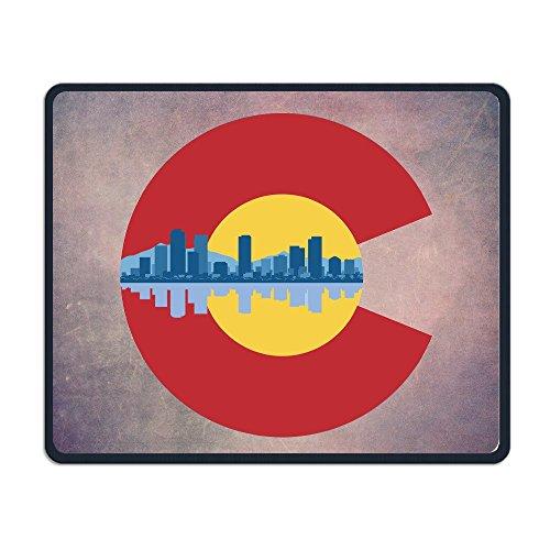 colorado-denver-skyline-flag-gaming-mouse-pad