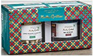 Nutty Gritties Dry Fruits Gift Box - Roasted Salted Cashews Nuts and Mix Berries (100 GMS Each) - 200GMS