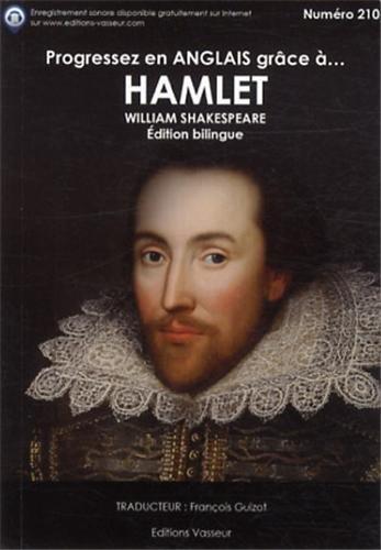 Progressez en anglais grâce à Hamlet par William Shakespeare