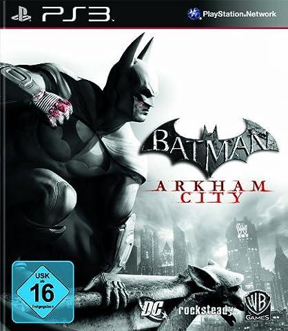 Batman: Arkham City (Mario Bros Ps3)