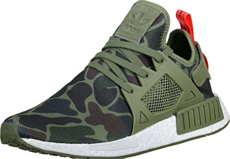 Adidas U NMD XR1 Camo Olive White Größe: 7(40 Farbe: Green
