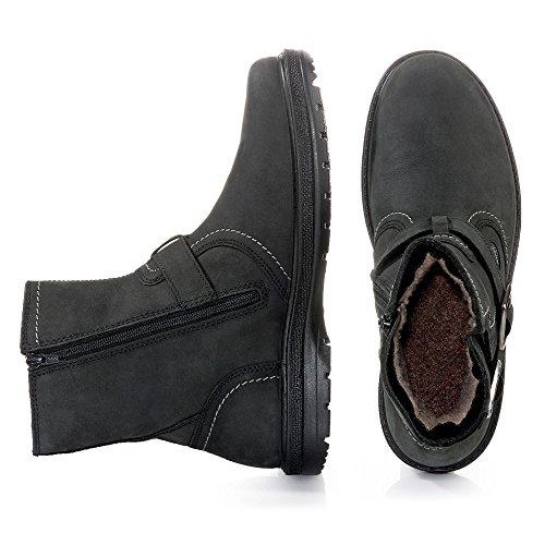 Jomos 459703-42-000, Bottes pour Homme Noir
