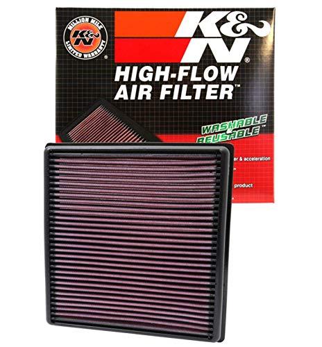 K&N E-2993 Filtri Aria Sostitutivi Auto