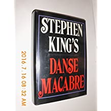 Stephen King's Danse Macabre by Stephen King (1981-01-02)
