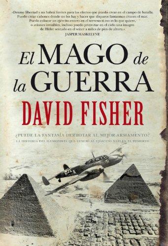 El mago de la guerra (Novela) por David Fisher