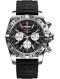 Breitling Chronomat GMT ab0413b9/bd17–155S Montre pour homme