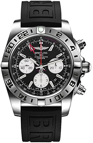 Breitling Chronomat GMT ab0413b9/bd17-155S Orologio da uomo