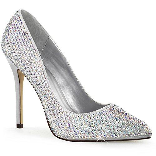 Heels-Perfect , Escarpins pour femme Silber (Silber)