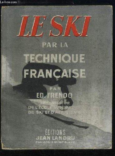 Le ski par la technique française