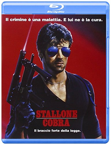 Cobra [Blu-ray] [IT Import]