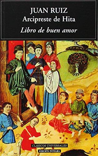 El libro del buen amor (Clásicos universales) por Arcipreste de Hita