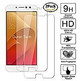 [2 Pack] Guran® Glass Protector pour Asus Zenfone 4 Selfie Pro ZD552KL Smartphone Screen Verre Trempé Protecteur d'écran Résistant aux éraflures
