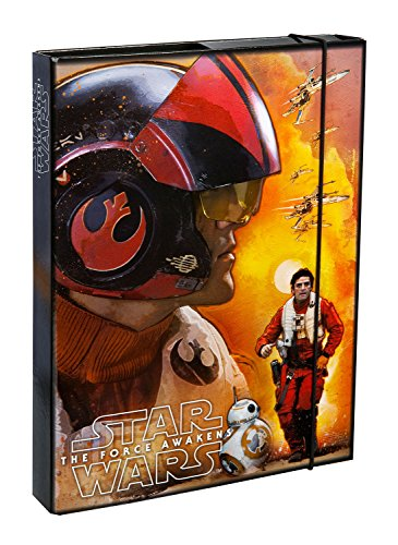Undercover SWHZ0940 - Heftbox A4 Star Wars Episode 7