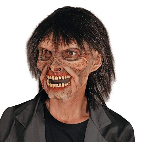Mr Living Dead Latex Mask (Zagone Studios Kostüm)