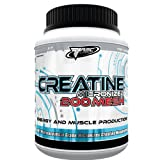 Energy and muscle production - Creatine 60caps -100% Micronized Monohydrate