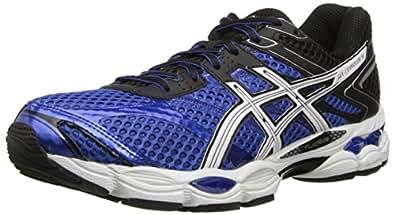 ASICS Men's Gel-Cumulus 16 Running Shoe, Blue/White/Black