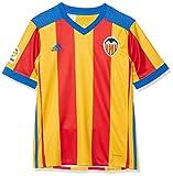 adidas Vcf a Jsy y Camiseta de Equipación, Niños, Rojo, 152-11/12 Años