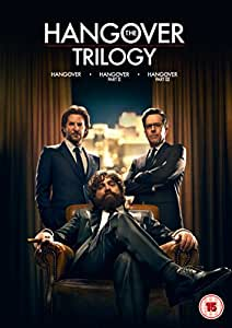 The Hangover Trilogy [DVD] [2009]