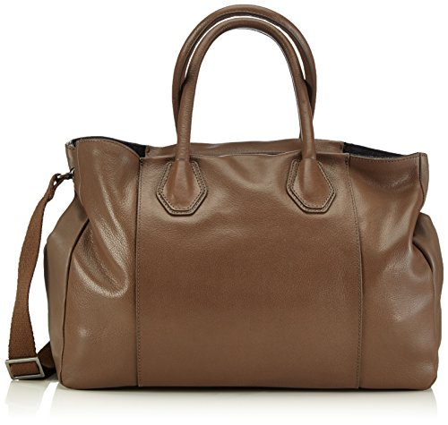 Marc O'Polo L 40716140302108 Damen Shopper 28x35x12 cm (B x H x T) Braun (taupe 717)