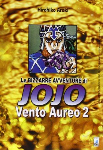 Vento aureo. Le bizzarre avventure di Jojo par Hirohiko Araki