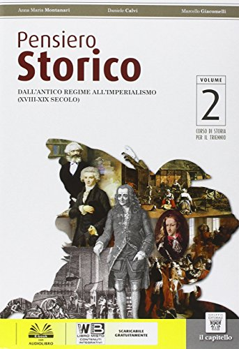 Pensiero storico plus. Per le Scuole superiori. Con e-book. Con espansione online: 2