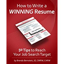 How to Write a WINNING Resume... 50 Tips to Reach Your Job Search Target (English Edition)