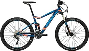 Giant Stance LTD 27, 5 Zoll Mountainbike Blau/Orange (2016