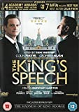 The King's Speech/The Madness of King George [DVD]
