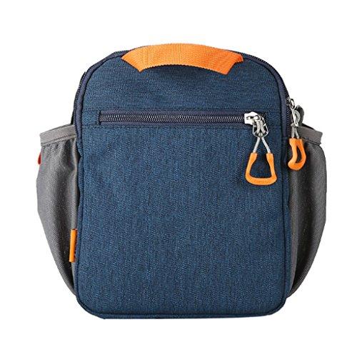 Qingliqiang borsa a tracolla borsa sportiva a spalla per uomo borsa sportiva a spalla per uomo borsa a tracolla verticale per uomo,a