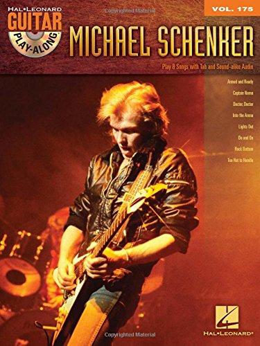 Guitar Play-Along Volume 175: Michael Schenker