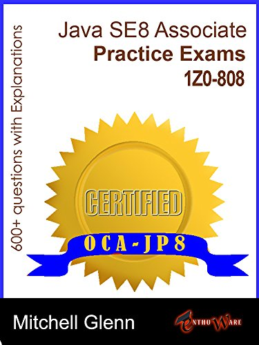 ocajp-oracle-certified-associate-java-se-8-programmer-practice-exams-english-edition