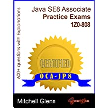 OCAJP Oracle Certified Associate Java SE 8 Programmer Practice Exams (English Edition)