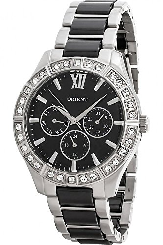 Reloj de plata de cuerda manual Mako II Orient para hombres 5394093fab49