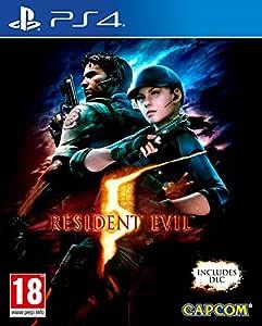 Resident Evil 5 - PlayStation 4