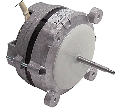 FIR 3.002 Lüftermotor 230V 0,075kW 2750U/min 50Hz 1 -phasig 2.750 U/min D1 ø 6mm D2 8mm Geschwindigkeiten 1 M5R AG Länge 85mm