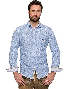 Stockerpoint Trachtenhemd James blue