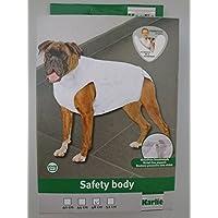 Karlie Safety Body zum Schutz von Wunden 48 cm, grau