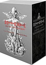 This hefty omnibus combines all 2,400 pages of the megahit thriller into a single massive tome, presented in a beautiful silver slipcase. A perfect collectible conversation piece and a must-have for Death Note fans. Also contains an epilogue chapter ...
