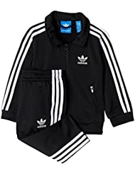adidas I FB D Chándal, Infantil, Black/Negro/Blanco, Size 86