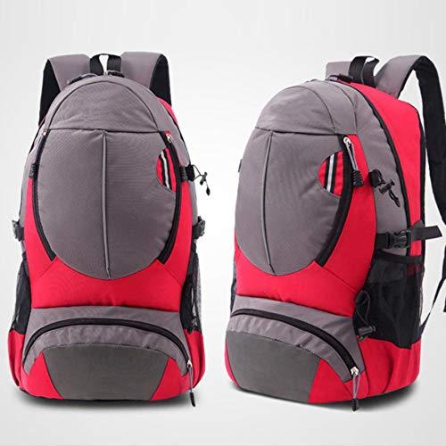 TnXan Travel Backpack Trekking Rucksacks Fashion Backpack Bags Casual Men Women Shoulders Mountaineering Casual Bag Rucksack