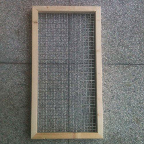 Abdeckung 60 x 30 cm für Nagerterrarium