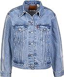 Levis Blousons Jeans Levis 72749 Tux Stripe exbf Trucker Bleu F L