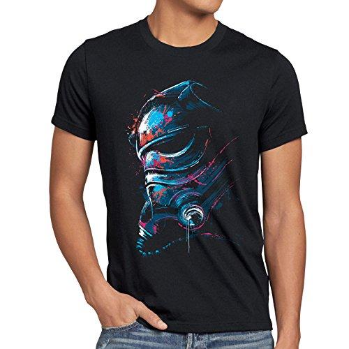 A.N.T. Strom Trooper Pollock Herren T-Shirt Imperium sturmtruppen, Größe:M