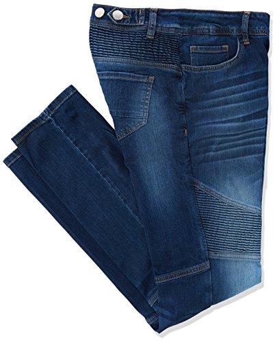 Overlap - Moto Jeans Smalt Imola, Blu Azzurro, 32