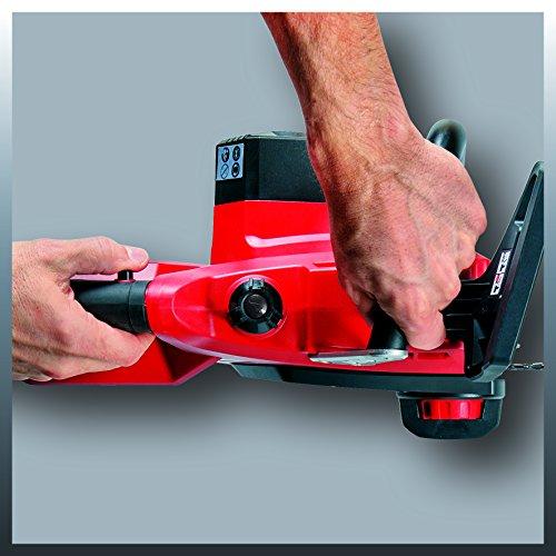 Einhell Cordless Chainsaw GE-LC 18/25 Li Kit Power X-Change (Li-ion, 18 V, High-Quality OREGON Blade & Chain, Kickback…