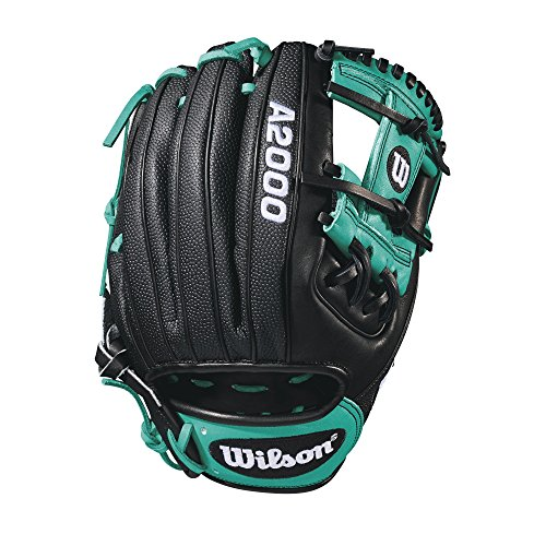 WILSON A2000 SuperSkin Baseballhandschuh Serie, Herren, 2018 A2000® RC22 GM 11.5