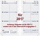 Brunnen Filius Kalendarium 2016 1Wo.=2S. 93x172mm Kalendereinlage 2016 10-7490316