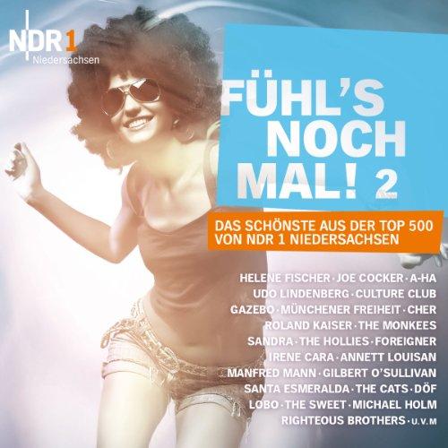 Preisvergleich Produktbild NDR1 Niedersachsen - 'Fühl ' s Noch Mal!' Folge 2 - Das schönste aus der Top 500 von NDR 1 Niedersachsen